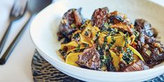 Lamb Cheek Pappardelle