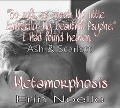 Metamorphosis by Erin Noelle