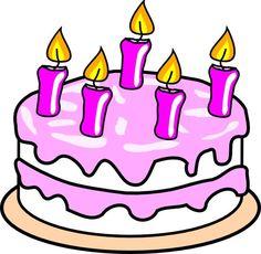 pink birthday cake clip art birthday cake clip art images birthday rh pinterest com clipart of happy birthday cake clipart of happy birthday cake