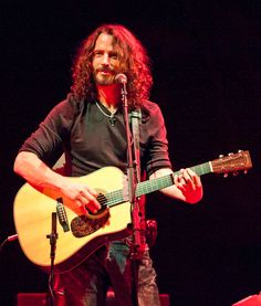 chris cornell on a bike | Chris Cornell – The Wellmont Theatre – April 16, 2011 | The House ...