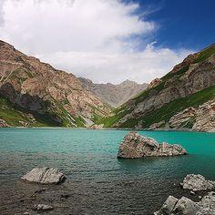 © Vasca, Kol-tor lake Kyrgyzstan   #photo #photography #beautiful #travel #traveling #vacation #visiting #trip #tourism #tourist #triptoKG #ecotourism #kyrgystan