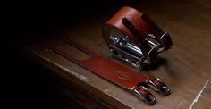 patebury brooks kangaroo leather toe straps production doubles pedal campagnolo denti