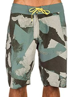 Fox Men's Camino Camo Boardshort, Sage, 34 <3 This is an Amazon Associate's Pin. Clicking on the VISIT button will lead you to find the item on Amazon website.