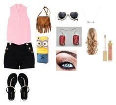 """""""look passeio"""" by karycavalcante ❤ liked on Polyvore"""