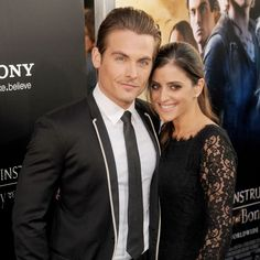 Pin for Later: Kevin Zegers Welcomes Twin Daughters With His Wife — See the Precious Photo!