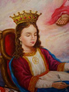 Resultado de imagem para Santa Filomena
