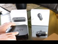 Chromecast vs. Apple TV