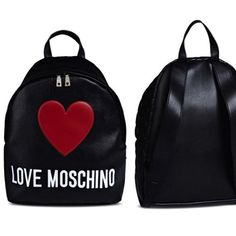 SaveAndWin.GR - Διαγωνισμός Va Bene trikala με δώρο μία Love Moschino back pack Winter 2015