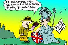 Cartoons: March 27- April 2