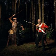 The Battle of the Noble Savage 2007   Two Rooms
