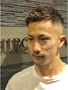 サマーショート【ヒロ銀座/御徒町上野店】<理容室> Summer Haircuts, Haircuts For Men, Boy Hairstyles, Men's Hairstyle, Wild Hair, Asian Hair, Gentleman Style, Barber Shop, Short Hair Styles