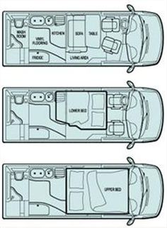 1000 Images About Sprinter Rv On Pinterest Sprinter Rv