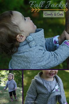 Quilted Toddler Jacket