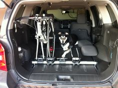Is interior bike carrier discontinued? - Page 4 - Second Generation Nissan Xterra Forums (2005+)