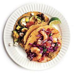200-Calorie Tacos | Cookinglight.com