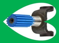 Aftermarket Remanufactured Driveshaft Yoke Shaft Spicer 3-82-1191 1410 Series 1.5'' X 16 from China