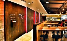Tom Yum District Fast Casual Thai Restaurant in Roslyn, VA.