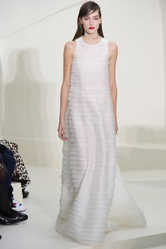 Spring 2014 Parisian Wedding Dresses | Gorgeous Wedding-Worthy Dresses from Couture Spring 2014