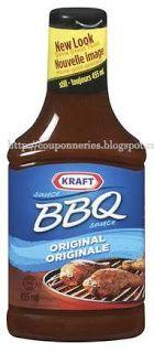 Coupons et Circulaires: .99¢ Sauce BBQ KRAFT