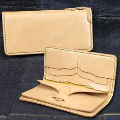 Rakuten: THE FLAT HEAD FS-00FS leather wallet many fat leather iron studs leather wallet flat head 13FW advance reservation- Shopping Japanese products from Japan