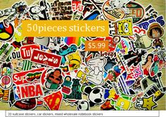 50Pcs Home decor jdm car sticker on car styling laptop sticker decal motorcycle skateboard doodle stickers for car accessories♦️ SMS - F A S H I O N  http://www.sms.hr/products/50pcs-home-decor-jdm-car-sticker-on-car-styling-laptop-sticker-decal-motorcycle-skateboard-doodle-stickers-for-car-accessories/ US $3.29