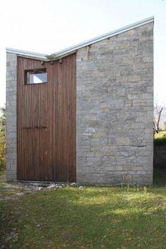 Prospetto ovest-Leoni, Marco(2010) Leoni, Le Corbusier, Facades, Beach House, House Design, Architecture, Random, Outdoor Decor, Home Decor