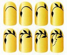 простые рисунки на ногтях-ის სურათის შედეგი