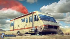 Breaking Bad, van