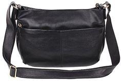 Heshe® Fashion Women's New Hot Sell Cross Body Single Shoulder Satchel Handbag Purse Bag Simple Style for Ladies None