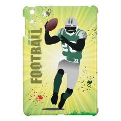 Football Design iPad Mini Case