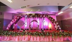 Naming Ceremony, Baby Shower & Events Decoration In South India Wedding Reception Backdrop, Wedding Stage Decorations, Birthday Decorations, Baby Shower Decorations, Flower Decorations, Naming Ceremony Decoration, Marriage Decoration, Wedding Locations, Wedding Venues