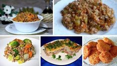 67 Fried Rice, Baked Potato, Fries, Potatoes, Meat, Chicken, Baking, Ethnic Recipes, Food