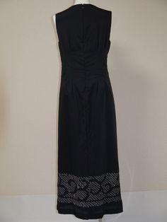 Creema, Formal Dresses, Black, Fashion, Tea Length Formal Dresses, Moda, Formal Gowns, Black People, Fashion Styles