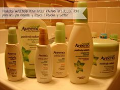 #Win an AVEENO® POSITIVELY RADIANT® COLLECTION prize pack #AVEENOACTIVENATURALS #spon