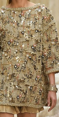 Chanel Cruise 2018 - Detail