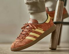 The Bark/Sand/Gum sole Munchen release was a top colourway