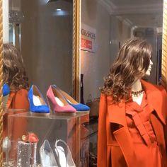Kate look wedge in colours Stylish Dresses, Wedge, Leather Jacket, Colours, Jackets, Fashion, Studded Leather Jacket, Down Jackets, Moda