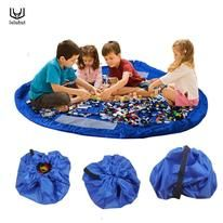 """HOT PRICES FROM ALI - Buy """"luluhut portable kids toys storage box diameter large storage bag child toys dolls organizer rug for toys picnic play mat"""" for only USD. Large Storage Bags, Toy Storage Boxes, Toy Boxes, Storage Baskets, Bag Storage, Doll Organization, Doll Toys, Dolls, Fruit Pattern"""