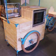 Triciclo esfihas #hailux_bikesfeitasamao #artesobrerodas #nossaarte #saopaulo #sp