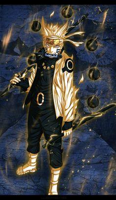 Naruto 573 / Naruto Rikudo style by WERSHE on DeviantArt