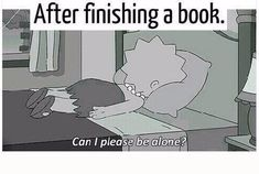 It can be too much! | 19 Hilarious Pictures That Accurately Describe What It's Like To Finish...