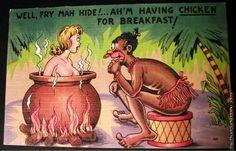 racist advertising pictures | Vintage Racist Advertising - Black Hair Media Forum - Page 5