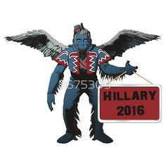 Hillary 2016 Clinton Wicked Witch Stickers, Shirt, Posters