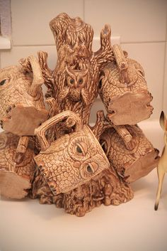 giselle, i know we like owls but this is kinda freaky!!!