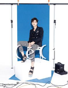 Park Hae Jin Covers CéCi's July 2014 Issue | Couch Kimchi