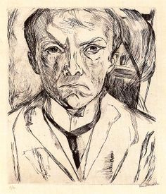 max beckmann etchings - Google Search