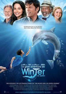 La gran aventura de Winter el delfín - online 2011