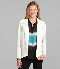 GB LongSleeve Soft Blazer #Dillards
