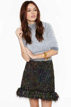 Vintage Chanel Nadeen Skirt