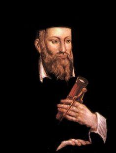 (1503-1566), es un médico y astrólogo francés, autor de las Centurias astrológicas, una famosa colección de profecías publicada en 1555. Las profecías de las Centurias están escritas en cuartetos r...